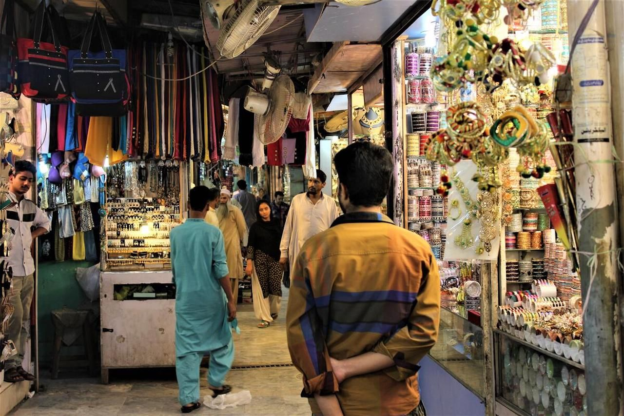 Anarkali market
