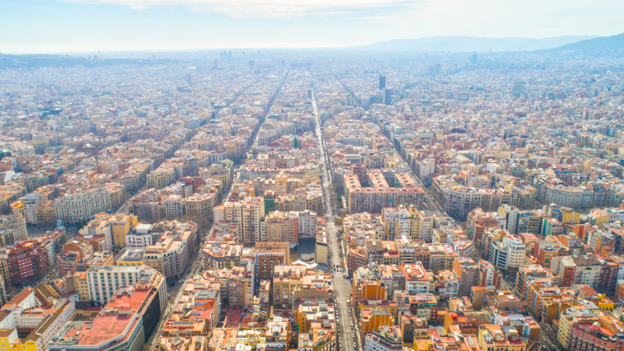 Barcelona unveils $625 million plan to fight climate change