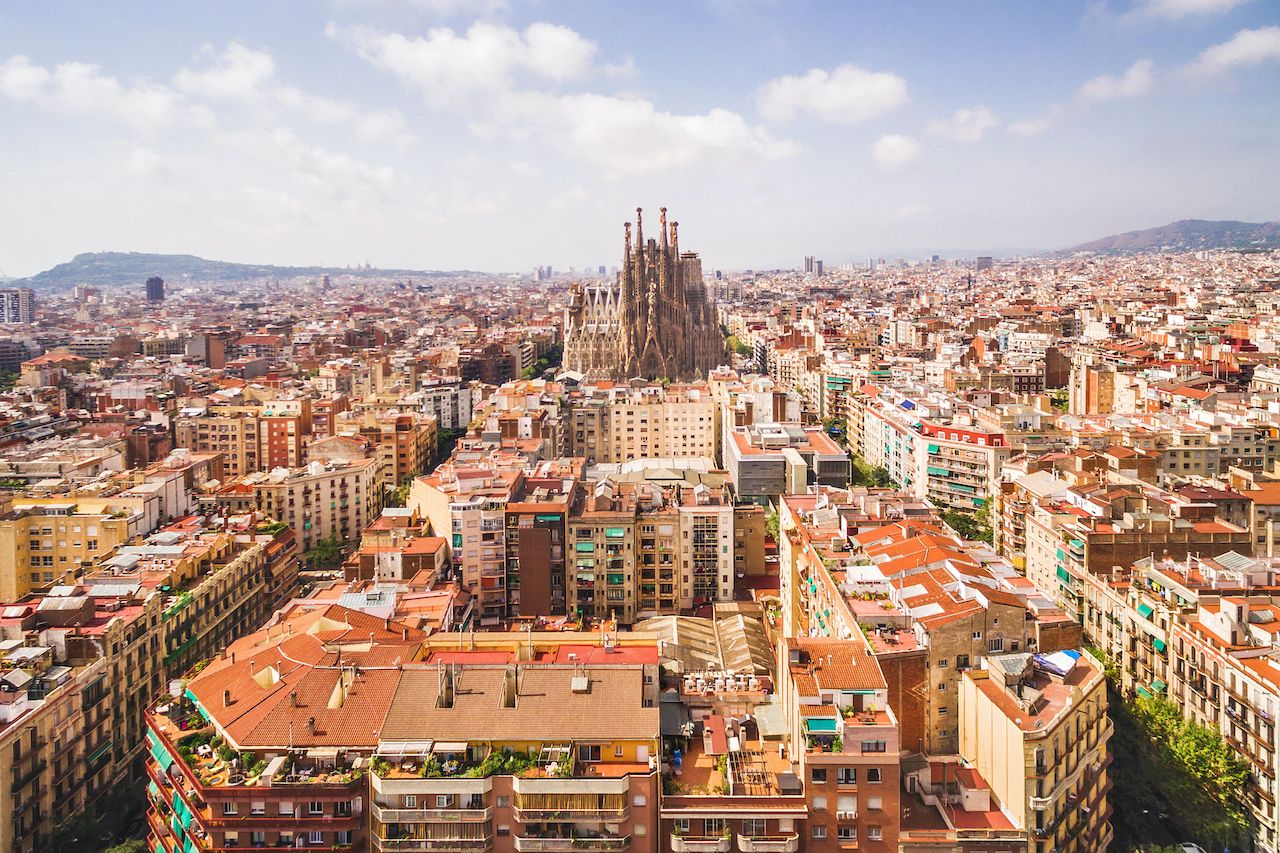 Best local group tours in Barcelona