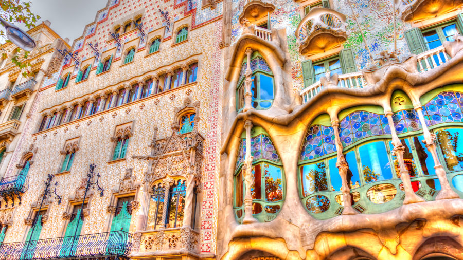 Iconic Barcelona architecture that you can check out for free