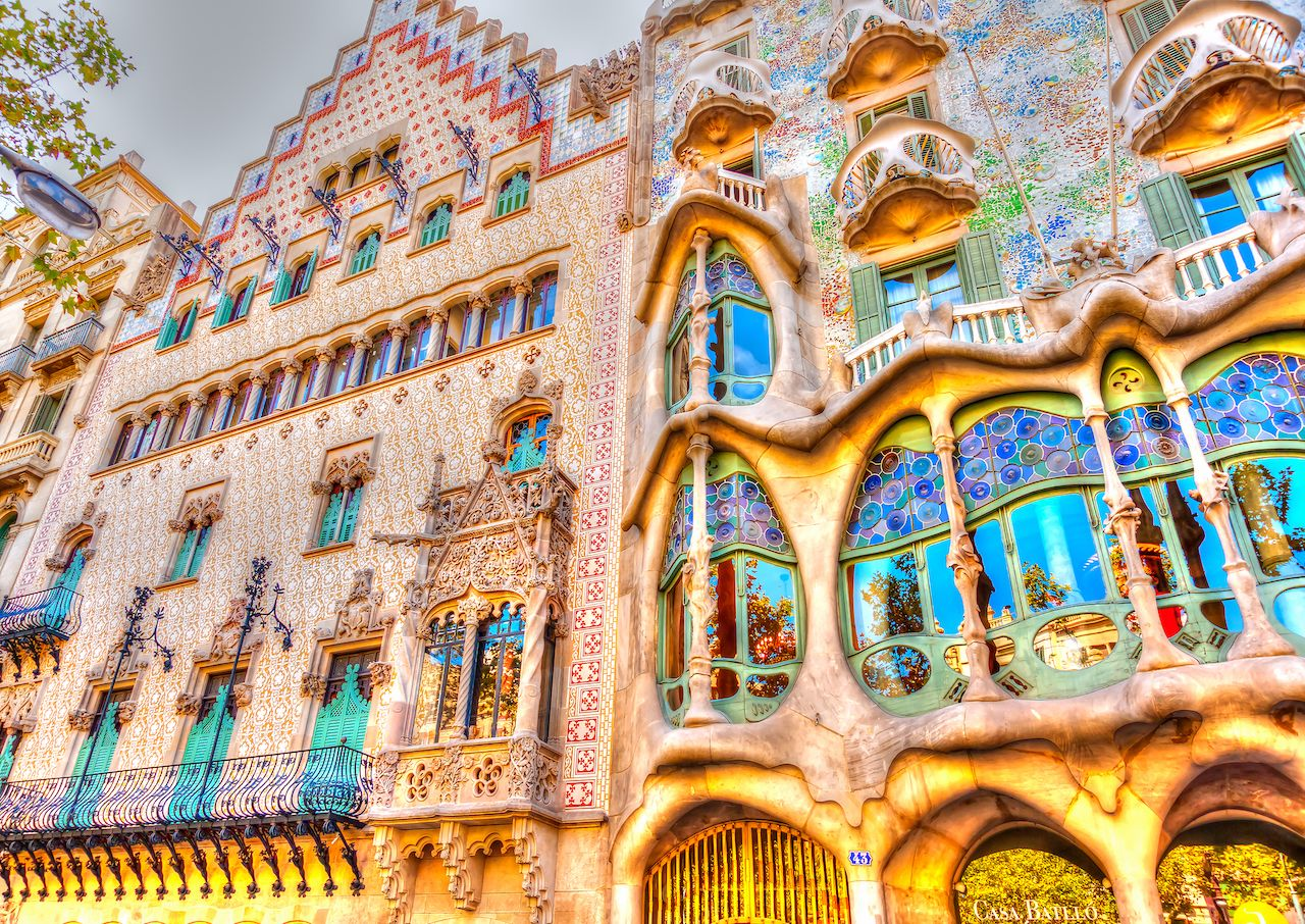 Best architecture in Barcelona