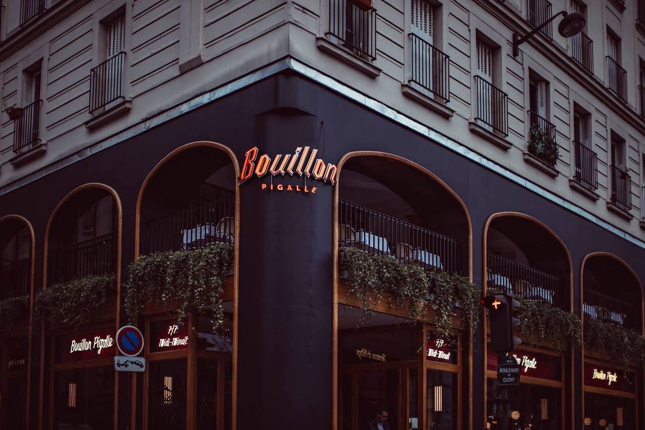 Bouillon Pigalle, Paris