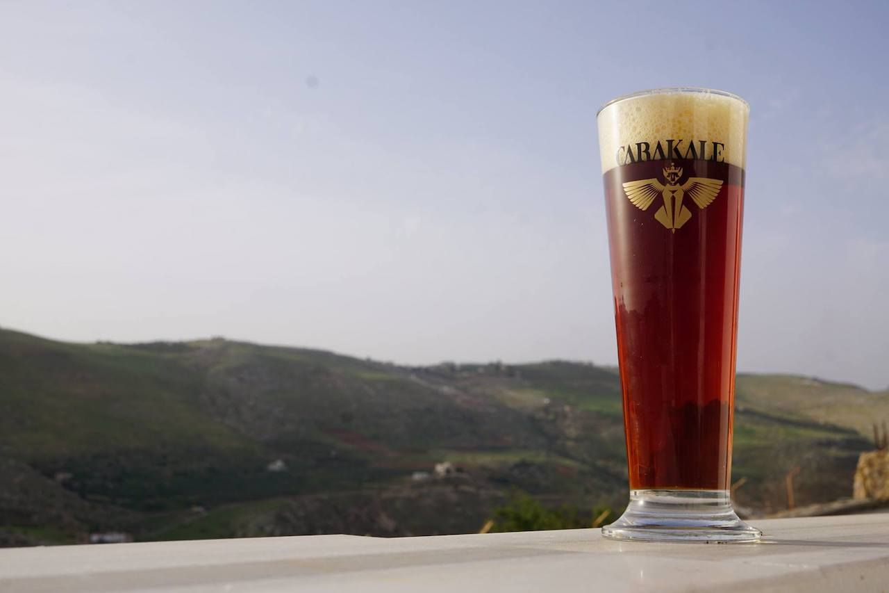 Carakale Brewing Company beer