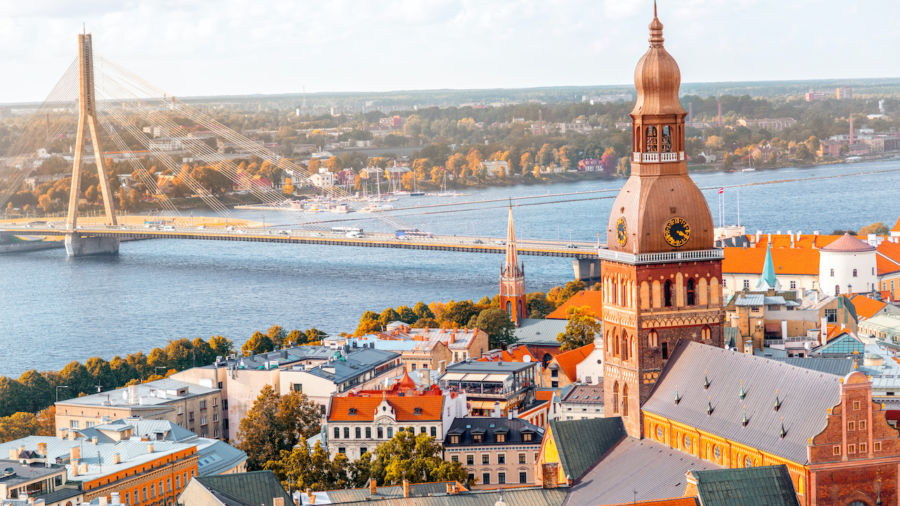 To experience the best of Latvia, leave Riga behind and head to the countryside