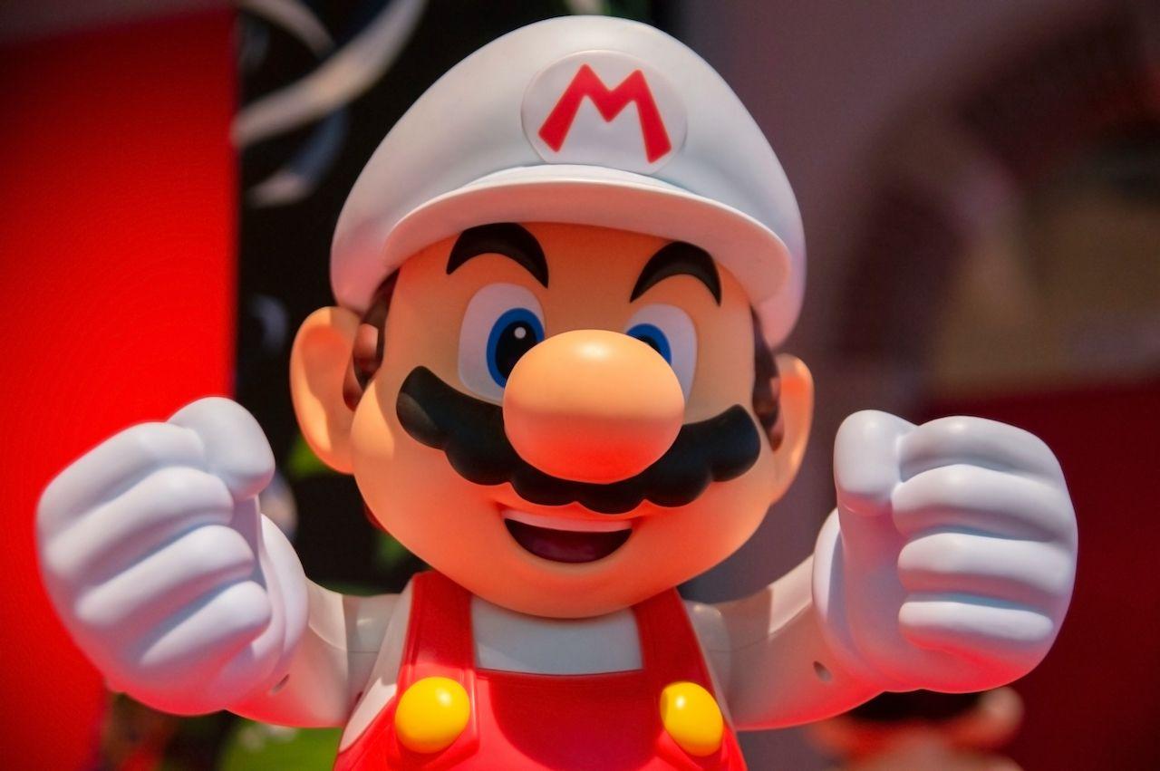Super Nintendo World at Universal