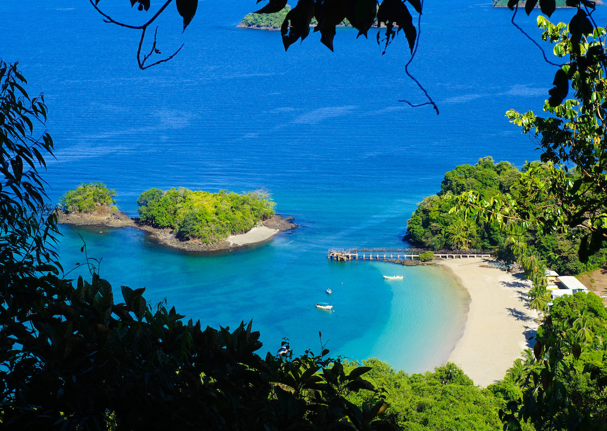 Coiba Island, once Panama's isolated prison, is now a scuba diving paradise