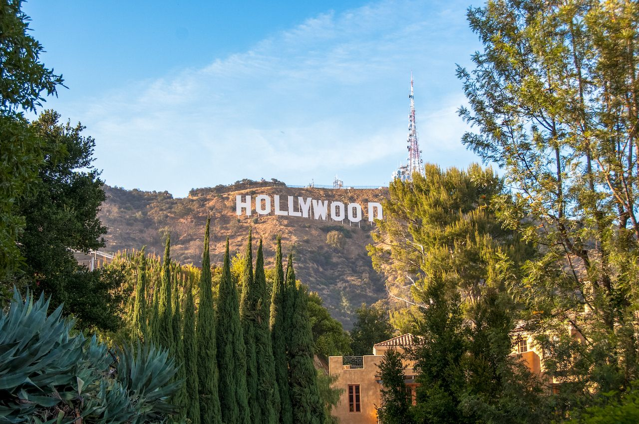Where to spot celebrities in LA