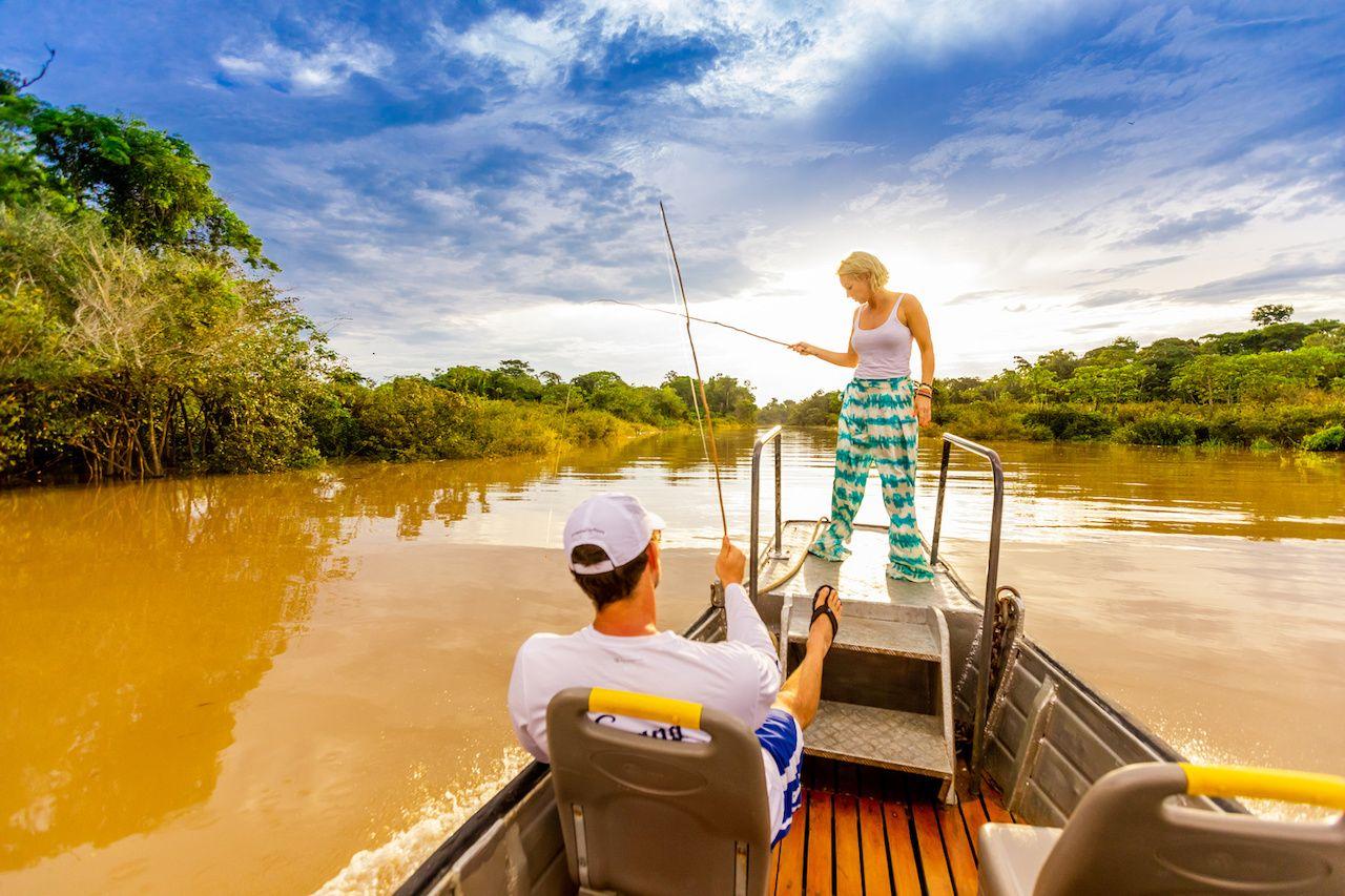 Luxury riverboat cruises to Amazon