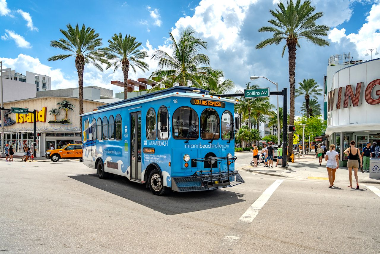 The best ways to get around Miami