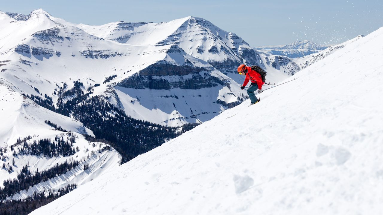How to ski the Big Sky resort