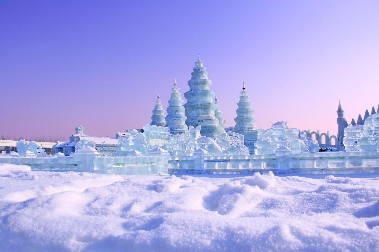 Ice and Snow World, Harbin