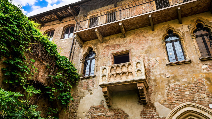 This Valentine's Day, stay in Juliet's house in Verona, Italy