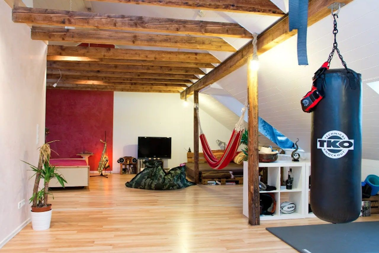 Loft _ boxing gym in Cologne