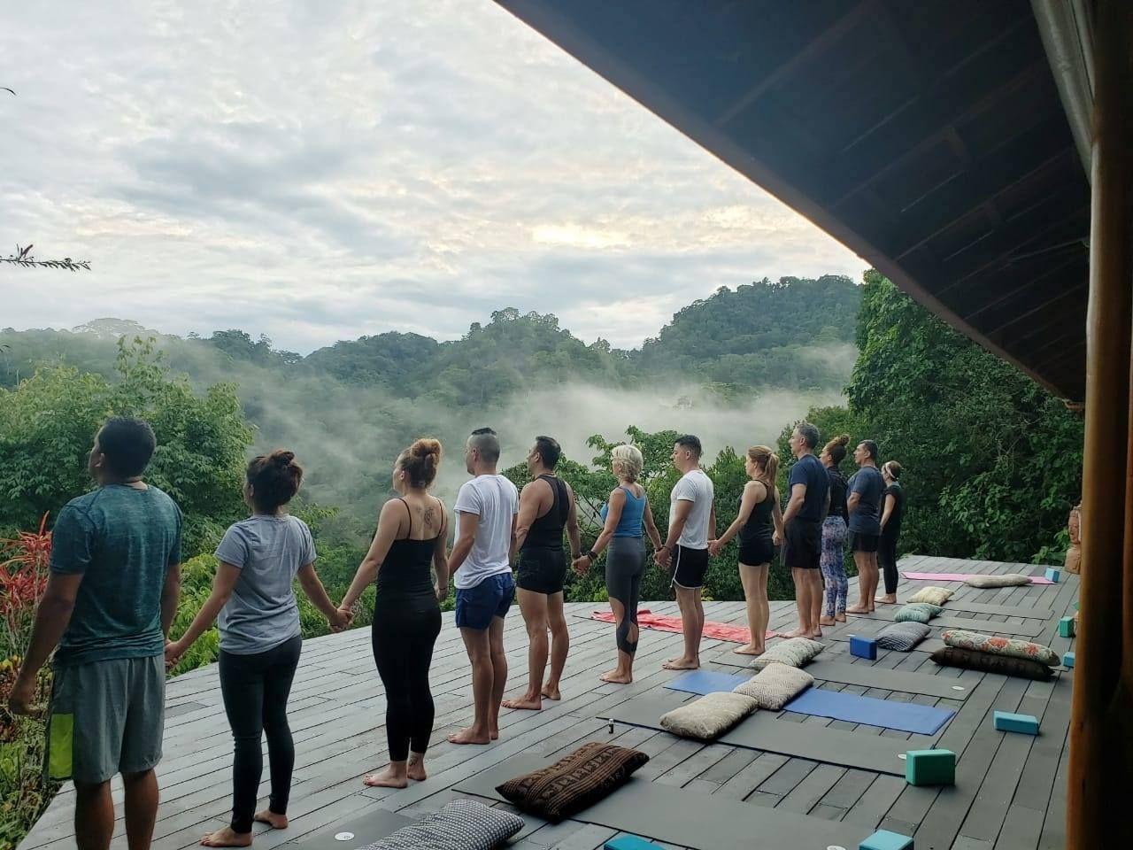 Luna Lodge, Osa Peninsula, Costa Rica