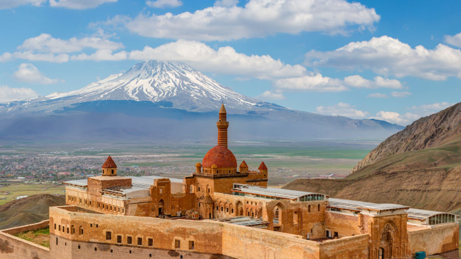 Beyond Cappadocia, eastern Turkey has few tourists and a lot of culture