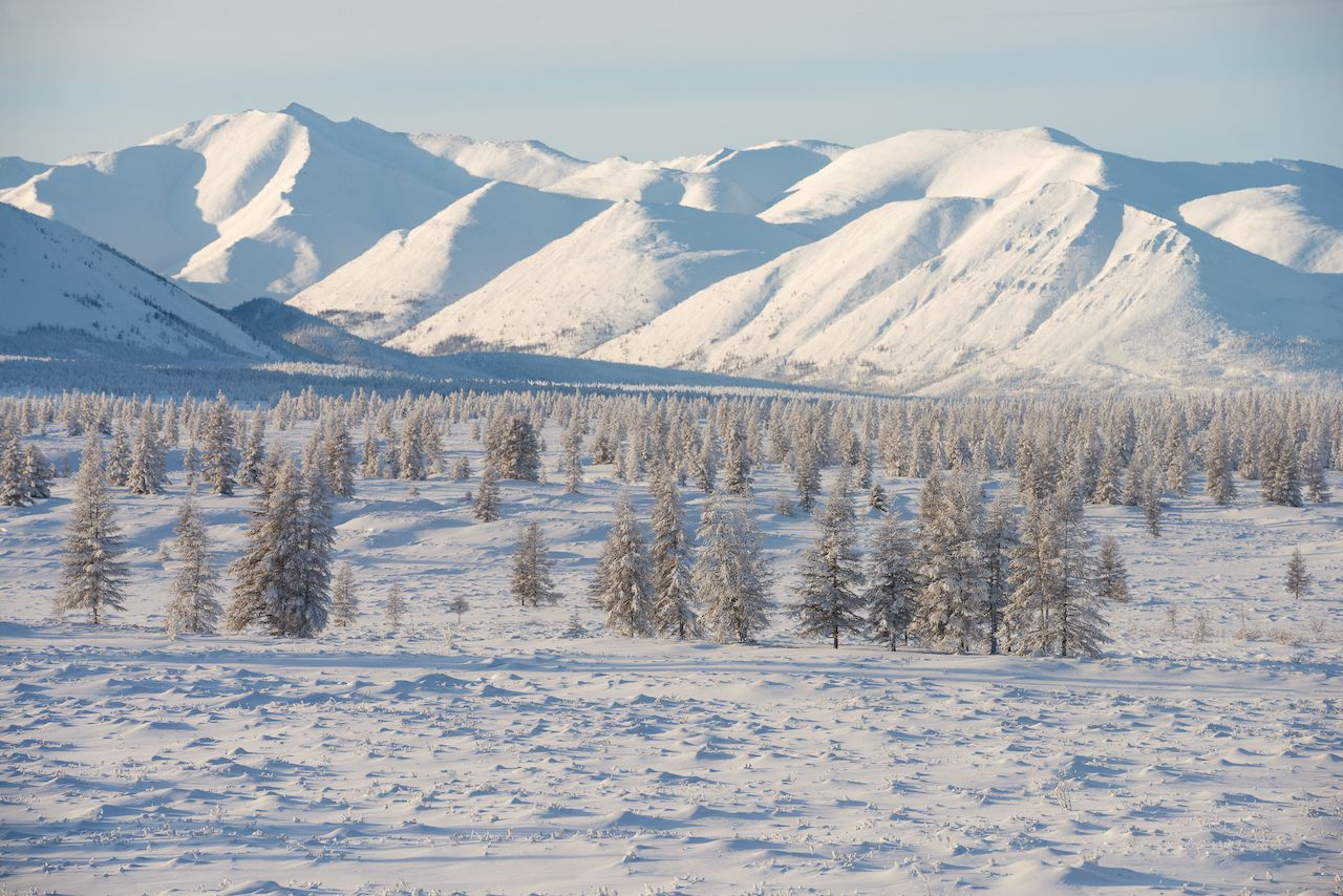 Oymyakon, Yakutia, Russia