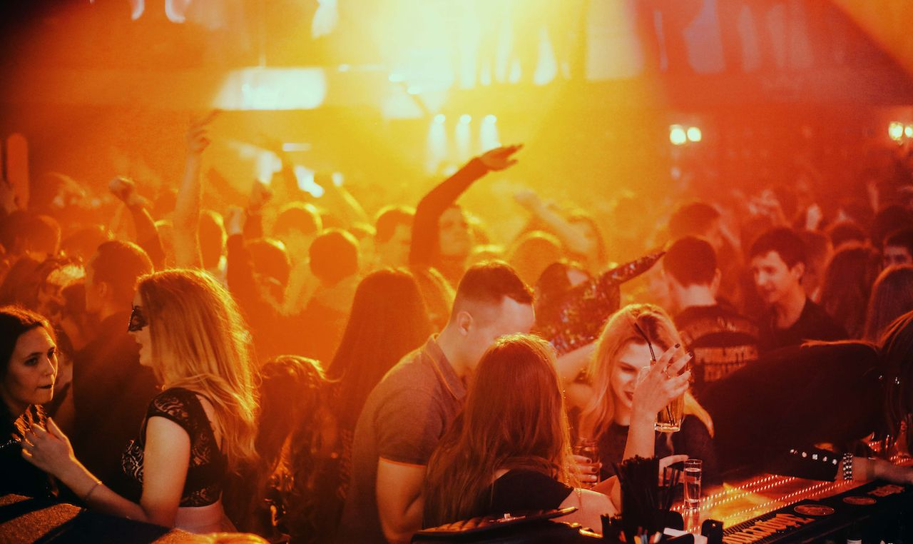 Best party cities in the US
