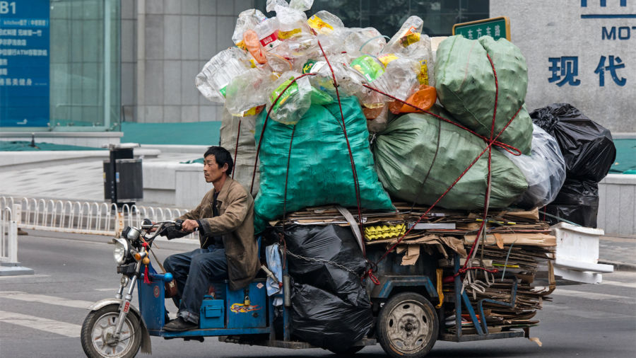 China tackles single-use plastic pollution in sweeping reforms