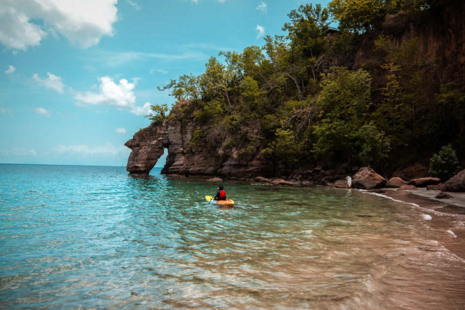 7 surprising ways to enjoy the water on Dominica