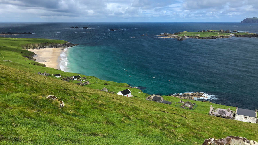 This beautiful remote island in Ireland is looking for two caretakers