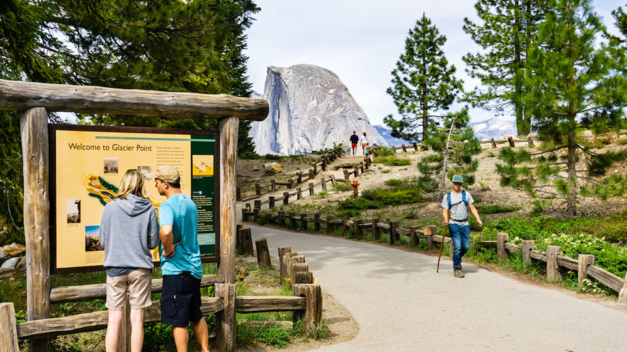 170 cases of norovirus reported at Yosemite National Park
