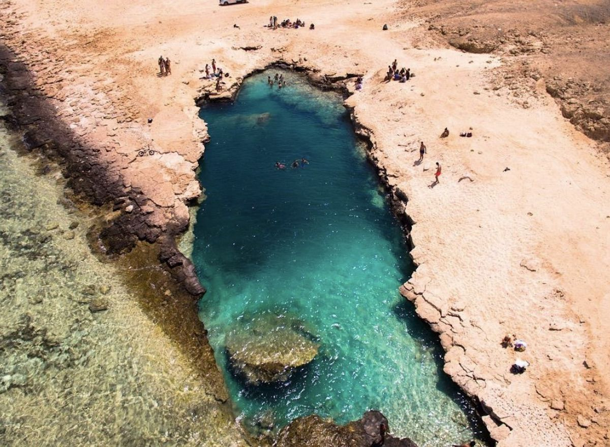 The most stunning Egyptian beaches and quiet resorts devoid of crowds
