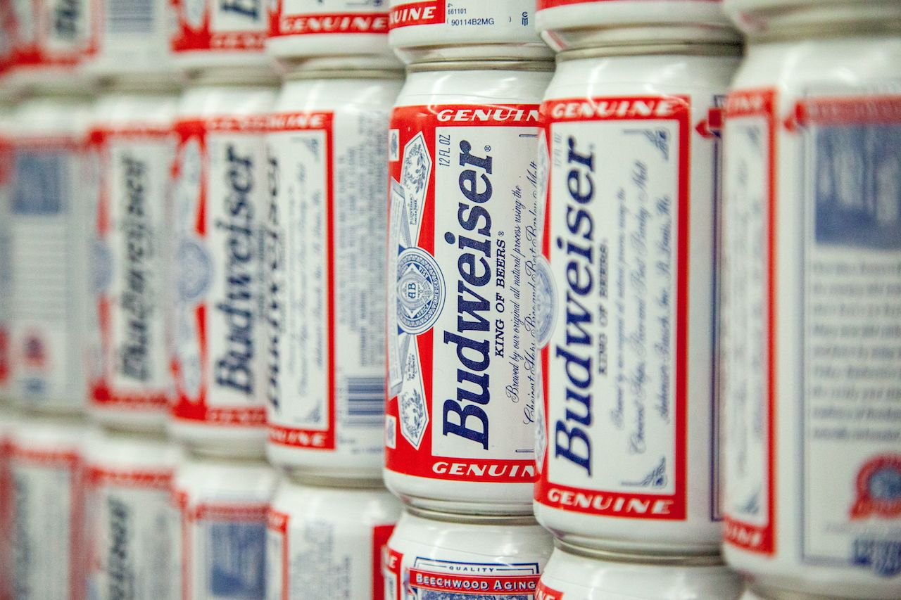 Budweiser to be brewed with solar