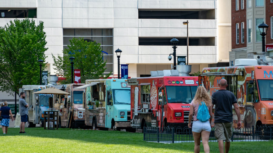 7 unexpected food truck cities in the US to pay attention to
