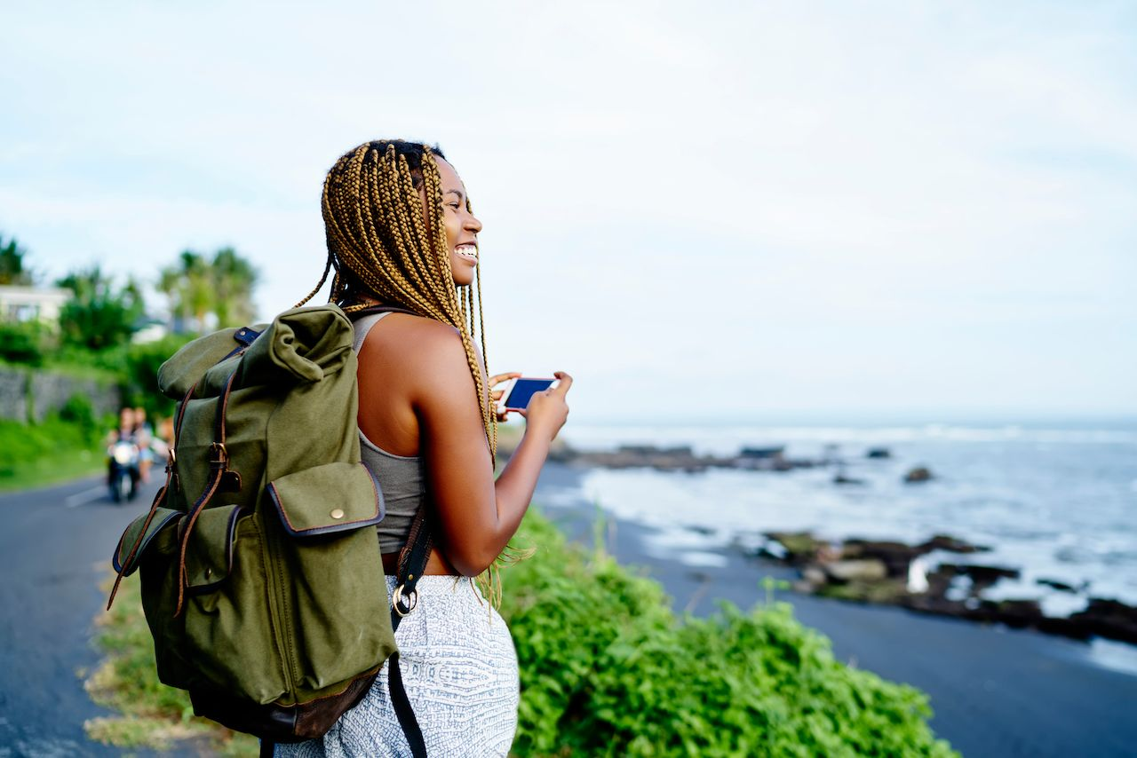 Solo female travel beyond safety