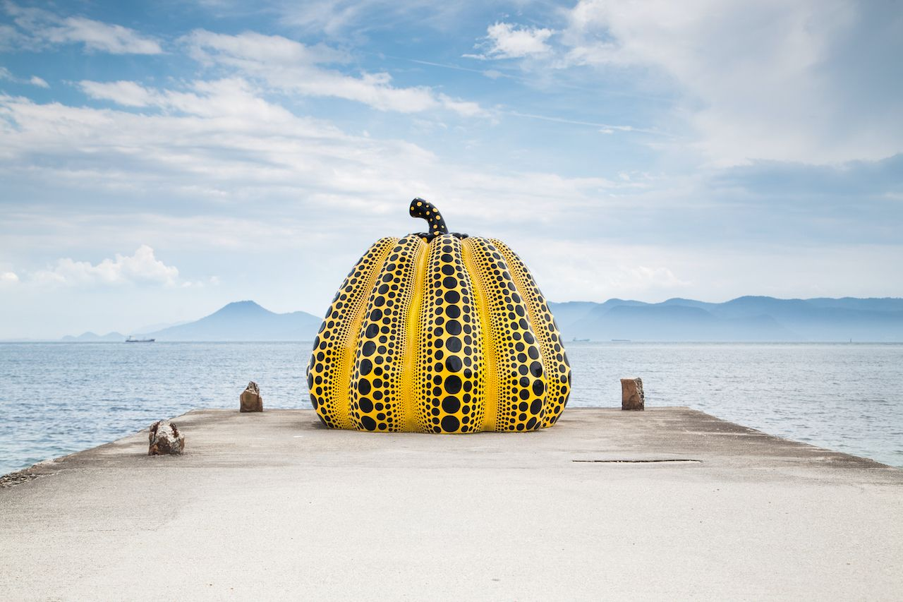 Visit Japan's Seto Art Islands