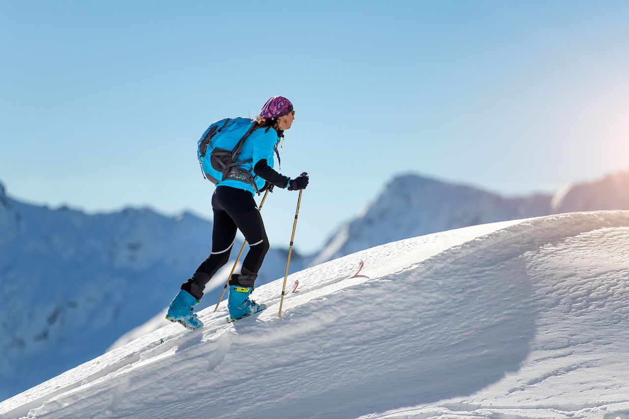 Ultimate guide to uphill skiing