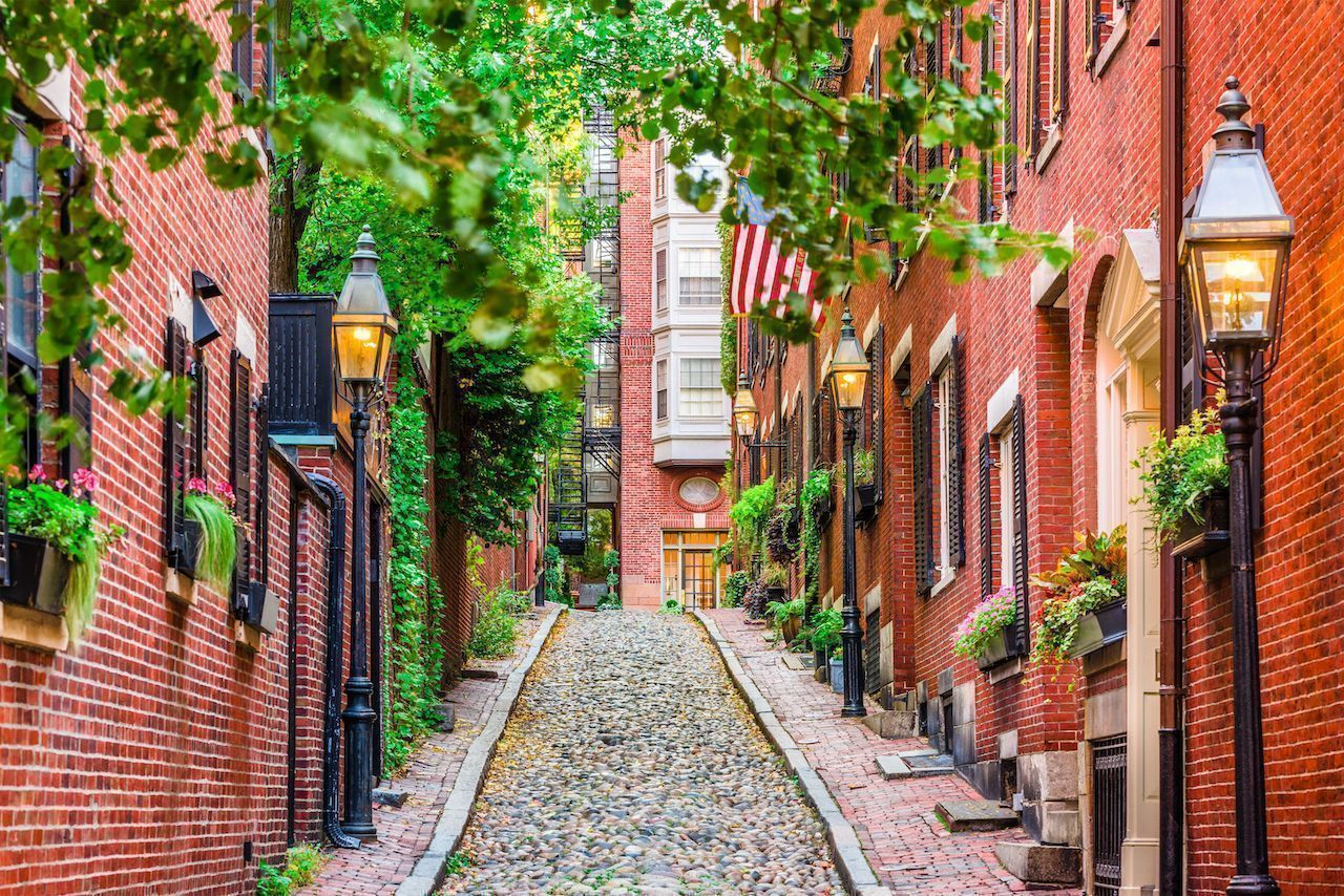 Best Boston Freedom Trail itinerary