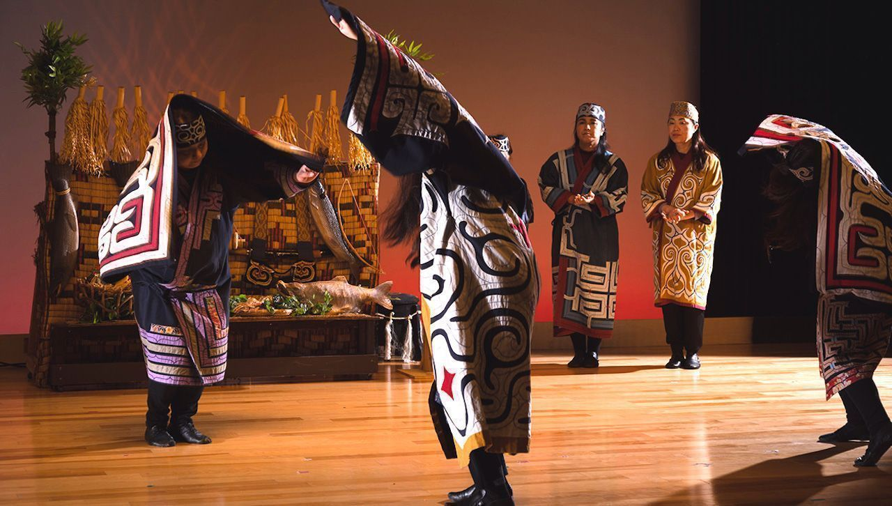 Who are the Ainu people of Japan