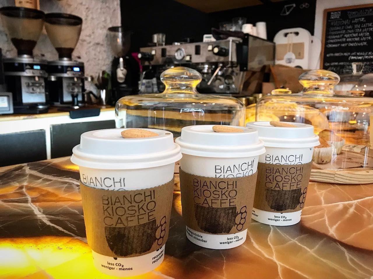 Bianchi kiosko caffe