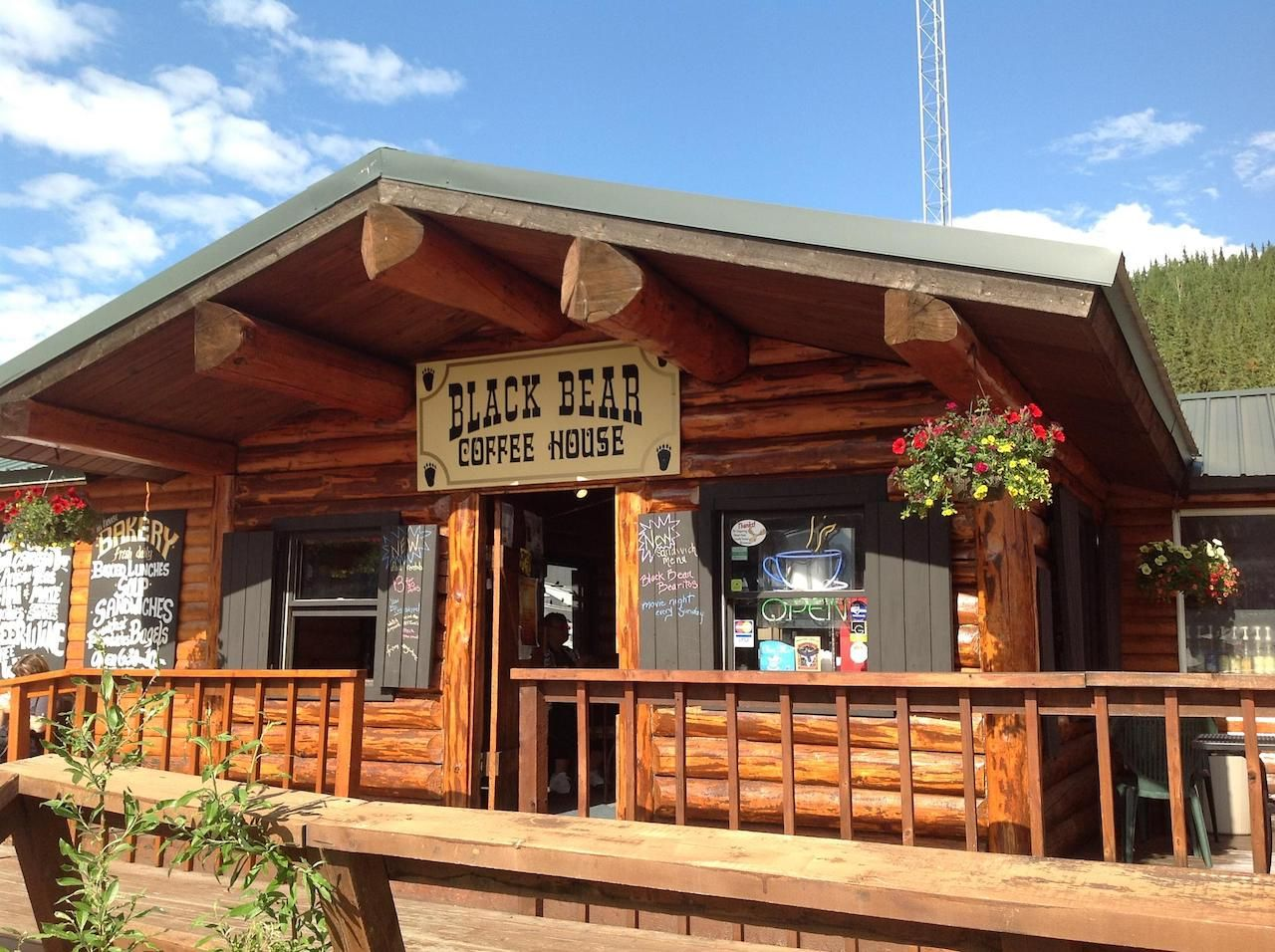 Black Bear Coffee House