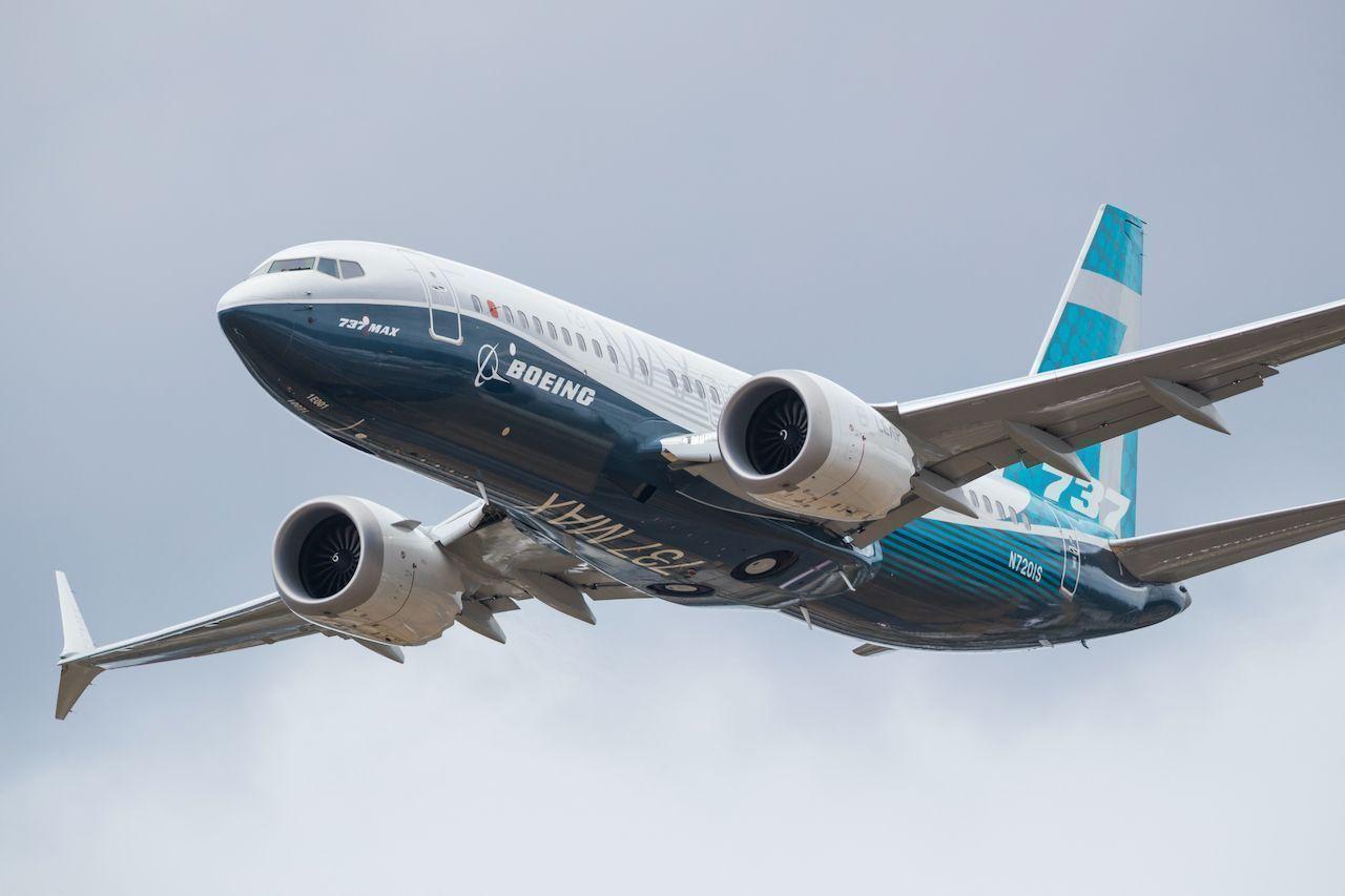 737 Max debris in fuel tanks