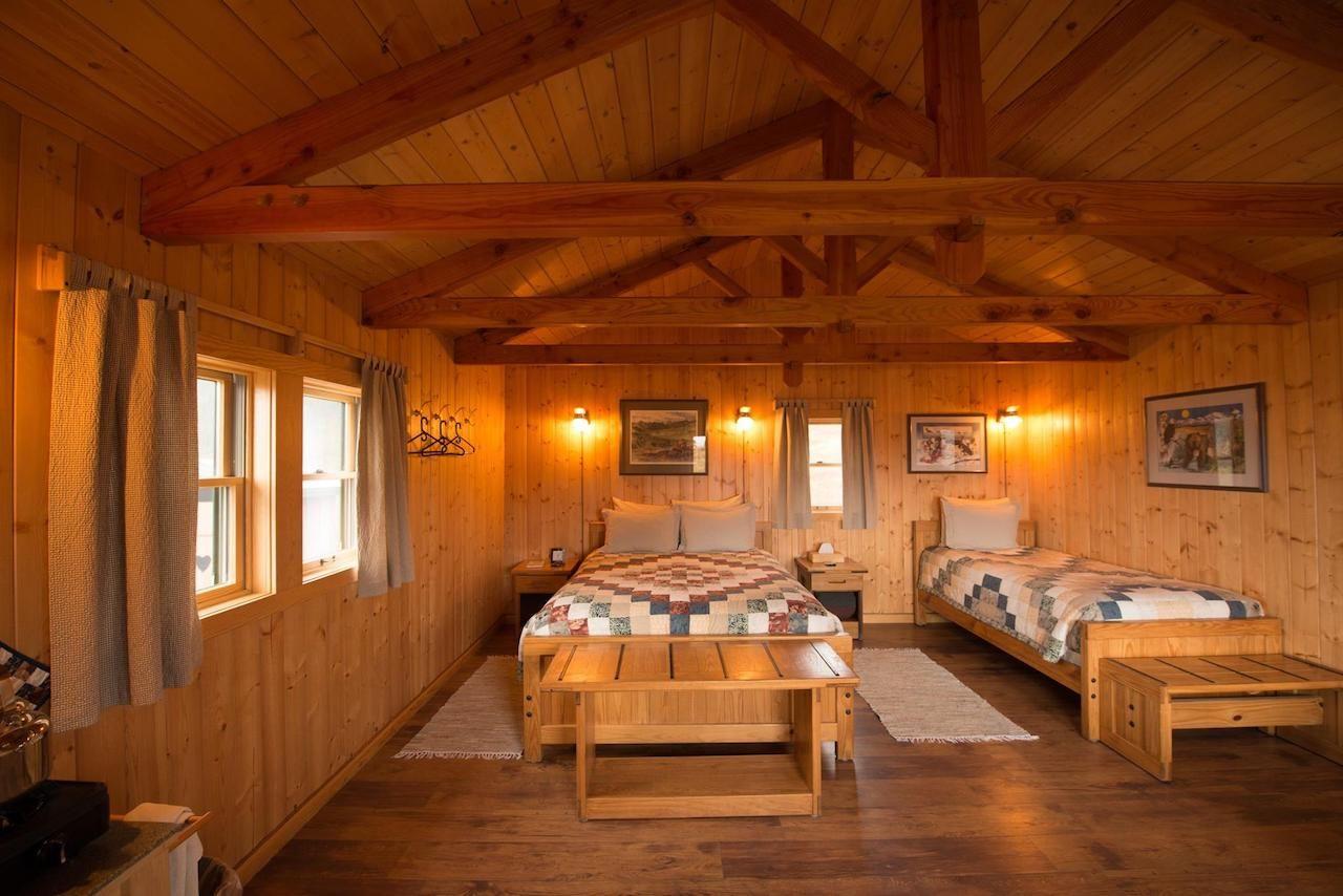 Camp Denali and North Face Lodge
