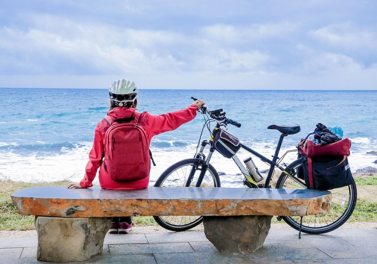 Taiwan's Cycling Route #1