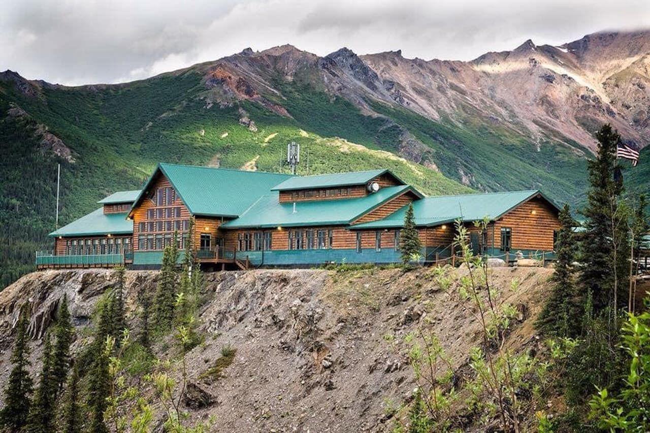 Grande Denali and Denali Bluffs Great Hotels in Denali