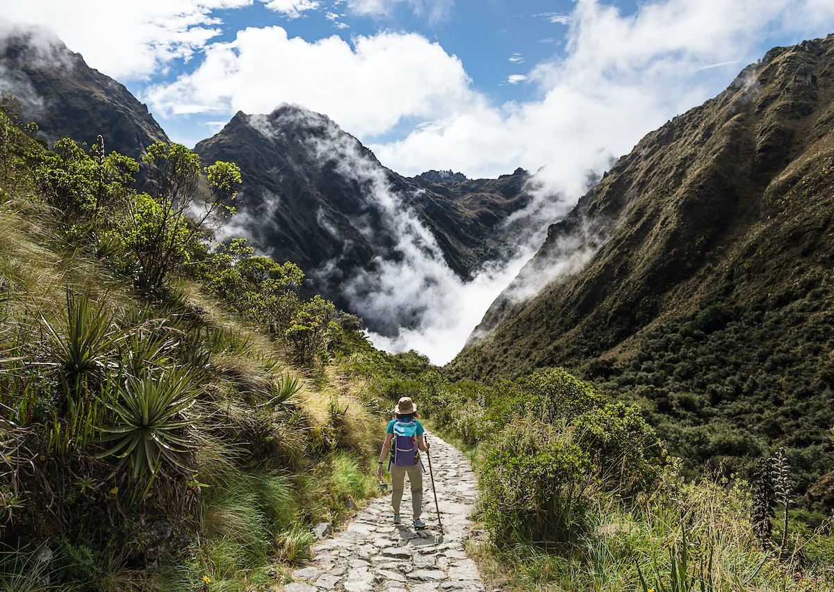Landslide forces early closure of Machu Picchu's Inca Trail
