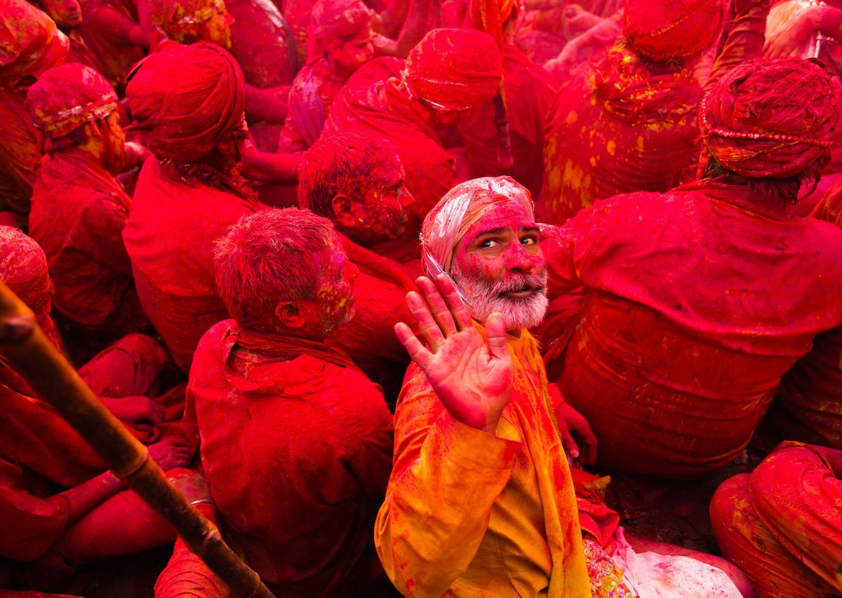 Everything you've ever wondered about Holi, India's Festival of Colors