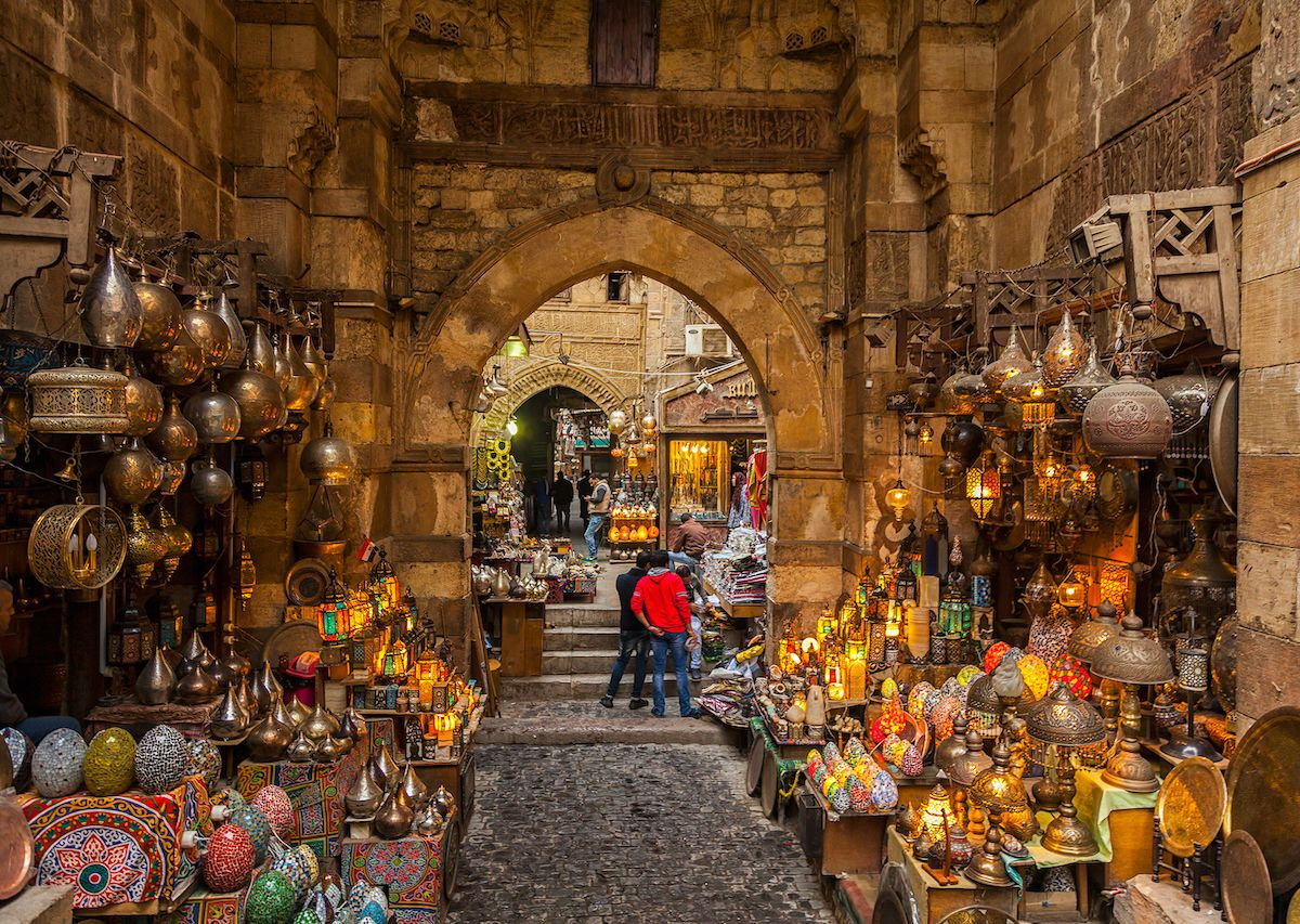 The 7 most extraordinary souqs from around the world