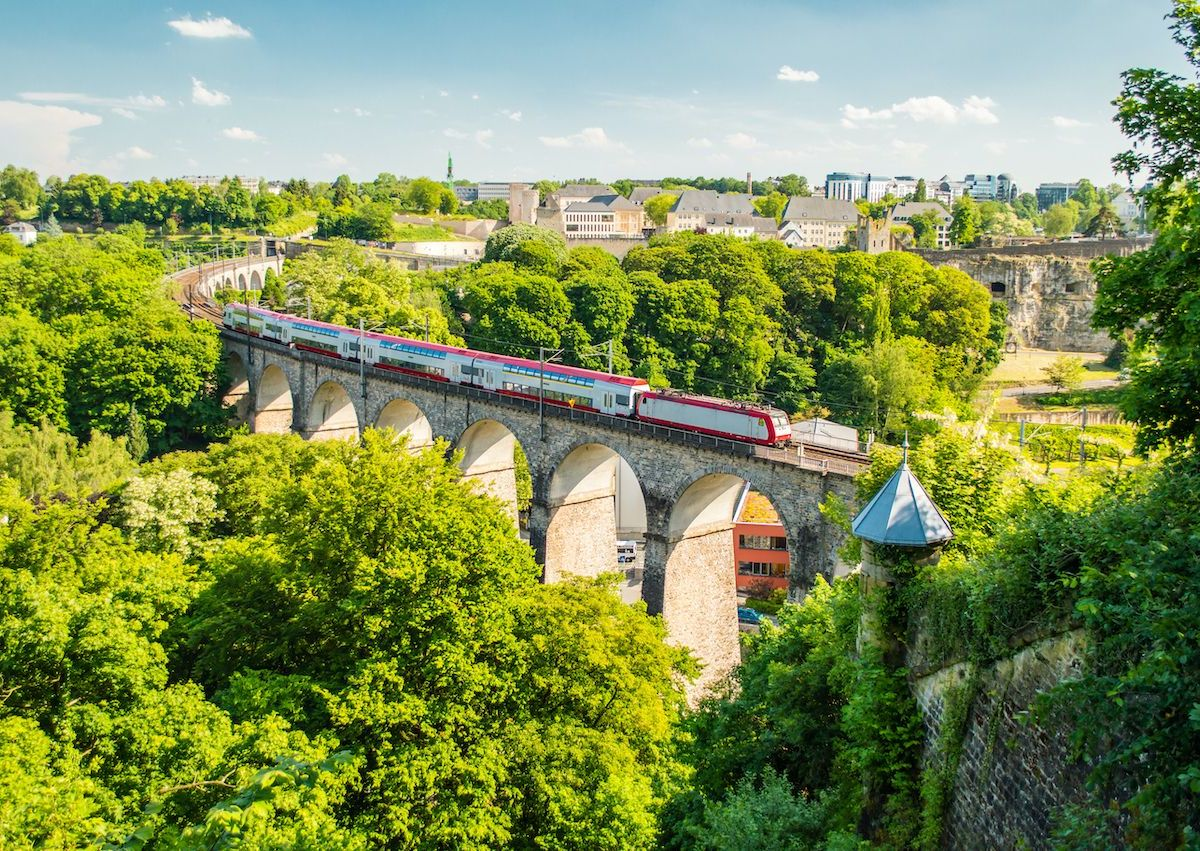 Luxembourg makes all public transit free as of March 1