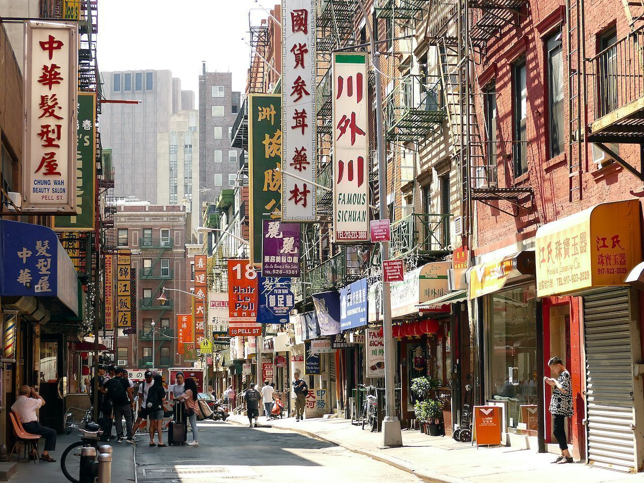 NYC campaigns help Chinatown