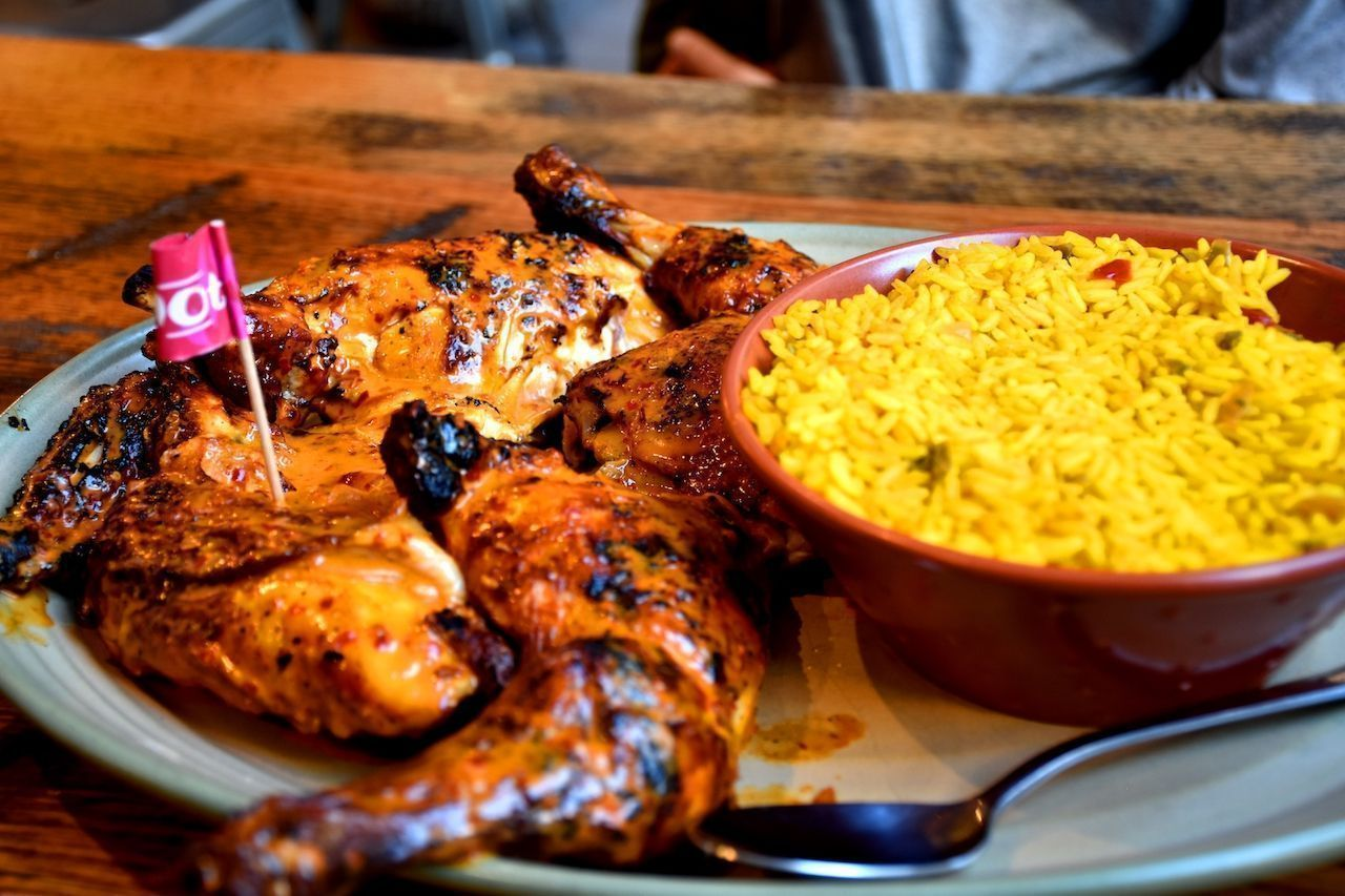The origins and history of Nando's