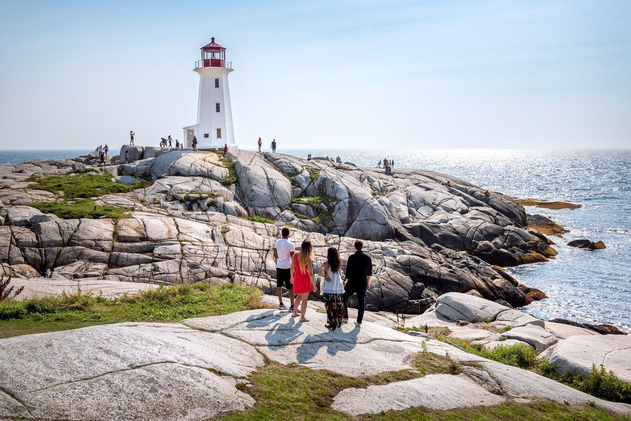 Road trip itinerary for seeing the best of Nova Scotia