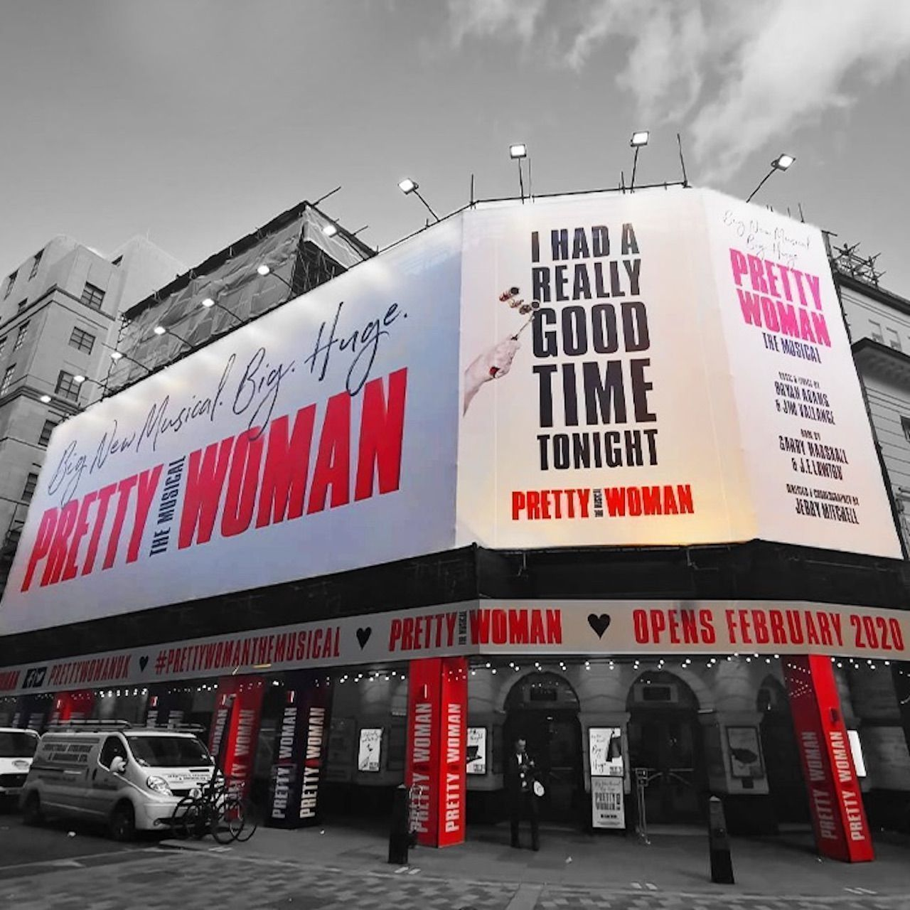 Pretty Woman play London 2020