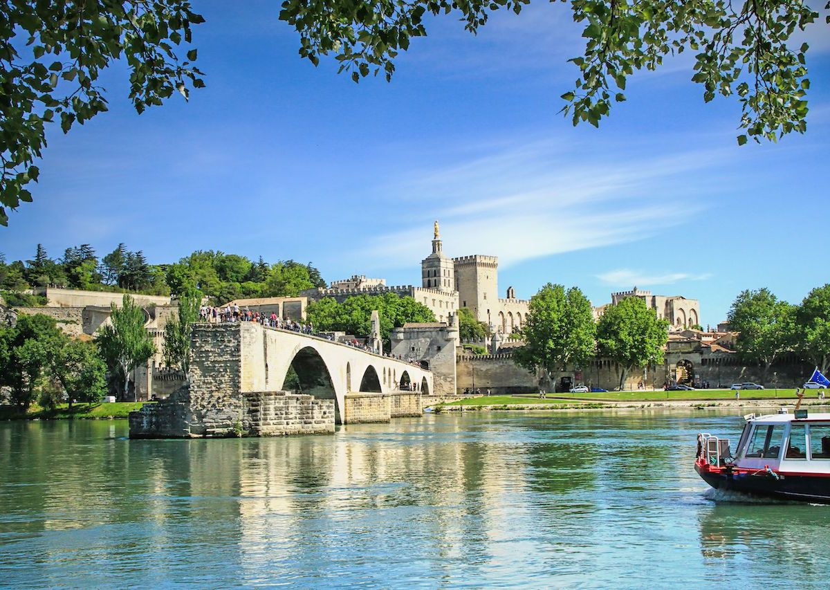 A river cruise through Provence, France, has all of the sights with none of the rush