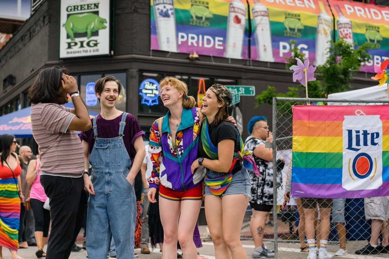 LGBTQ travel in Salt Lake City