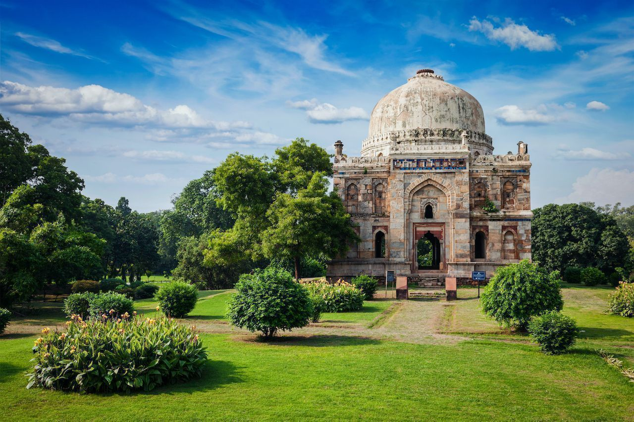Best ruins to see in Delhi, India
